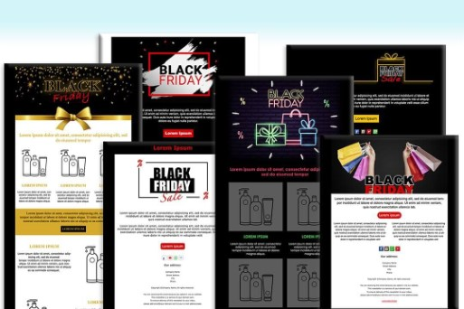 Tirez le Meilleur Parti du Black Friday avec l'Email Marketing