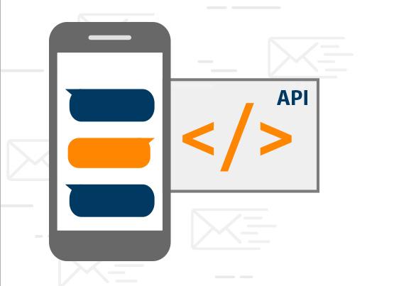 Liez votre application à votre plateforme SMS