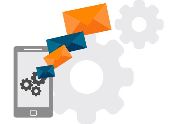 Envoyez des SMS automatiques avec Mailpro