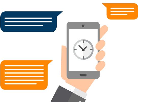 Programmez vos campagnes SMS à l'avance