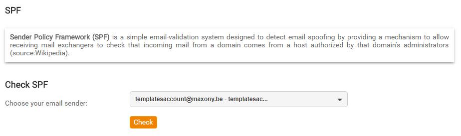 Comment configurer le SPF avec Mailpro